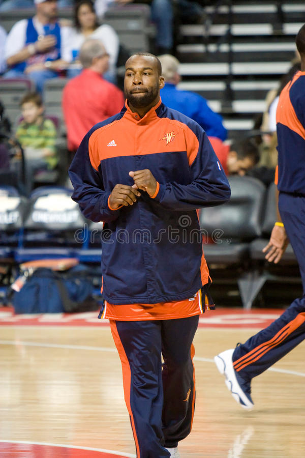 Baron Davis photo stock