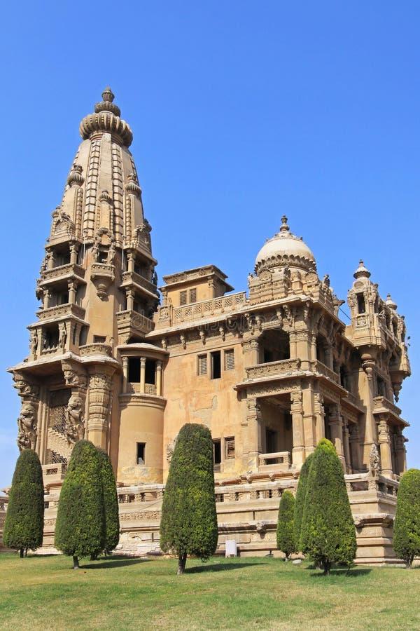 Baron Empain Palace image libre de droits