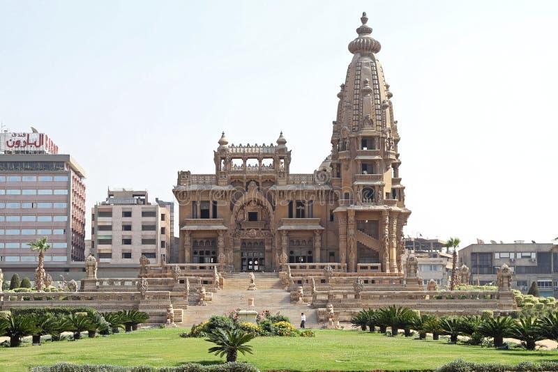 Baron Palace Cairo photo stock