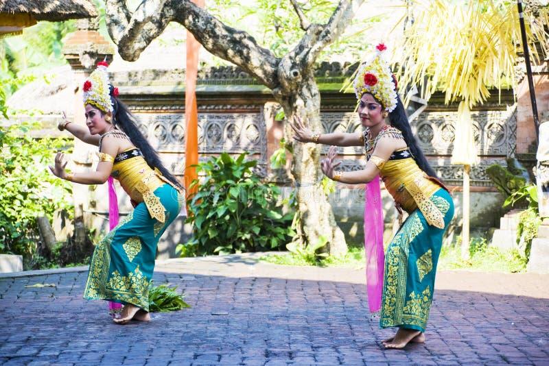 Barong Tanz, Bali, Indonesien lizenzfreies stockfoto