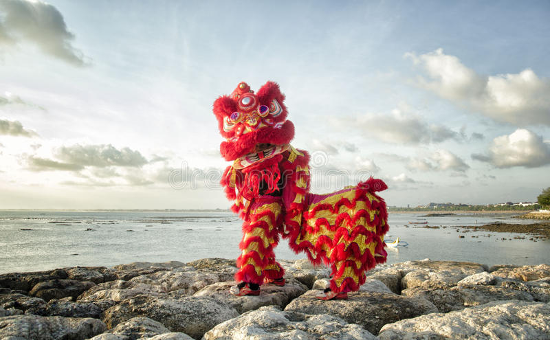 BarongSai in Acton stockbild