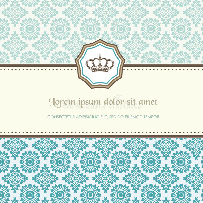 Download Baroque Card Stock Image - Image: 23281521