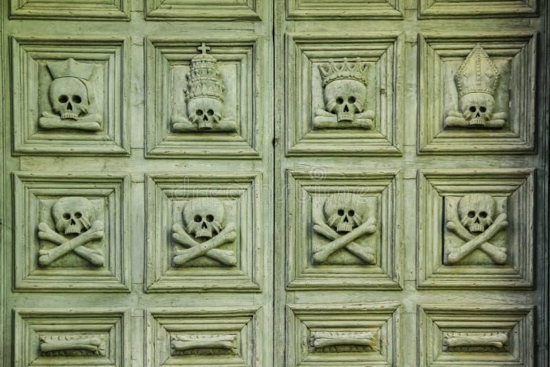 Purgatory church. Matera. Basilicata. Apulia. Italy stock image