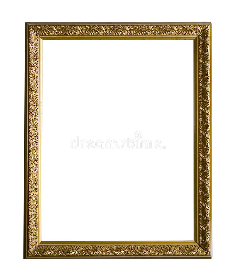 Free Baroque Frame Royalty Free Stock Image - 871216
