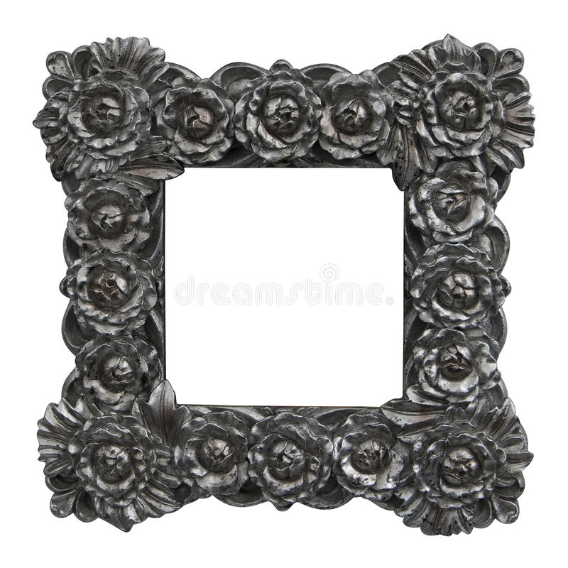 Baroque frame roses stock photo Image of photographic