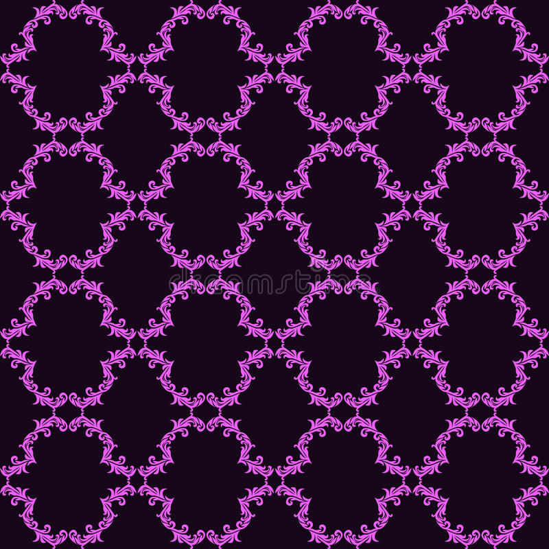 Download Baroque ornament stock vector. Illustration of decor - 24627621