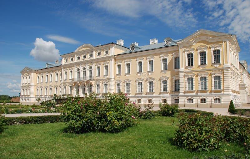 Baroque - palais Rococo de type images stock