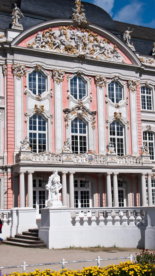 Download Baroque Palais In Trier, Germany Stock Photo - Image: 10893980
