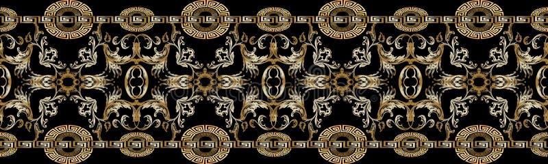 black scroll wallpaper border