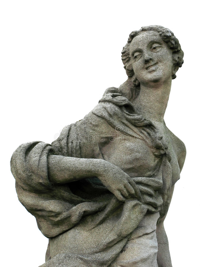 Download Baroque statue stock image. Image of face, traditional - 3308407