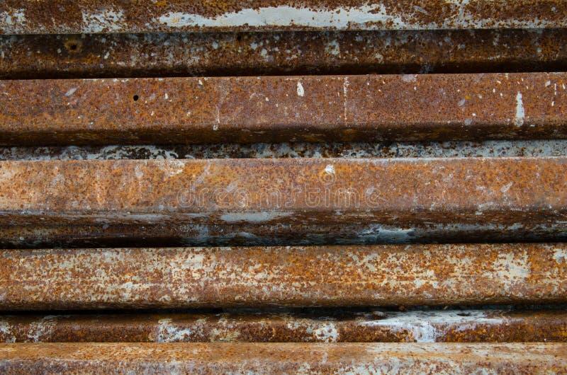 Barra d'acciaio fotografia stock libera da diritti