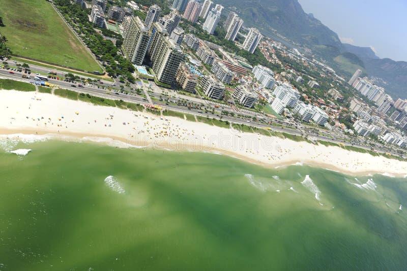 Barra da Tijuca, Rio de Janeiro royalty free stock images