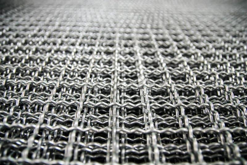 Barra de acero fotografía de archivo