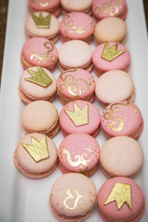 Barra de caramelo de la fiesta de cumpleaños fotografía de archivo