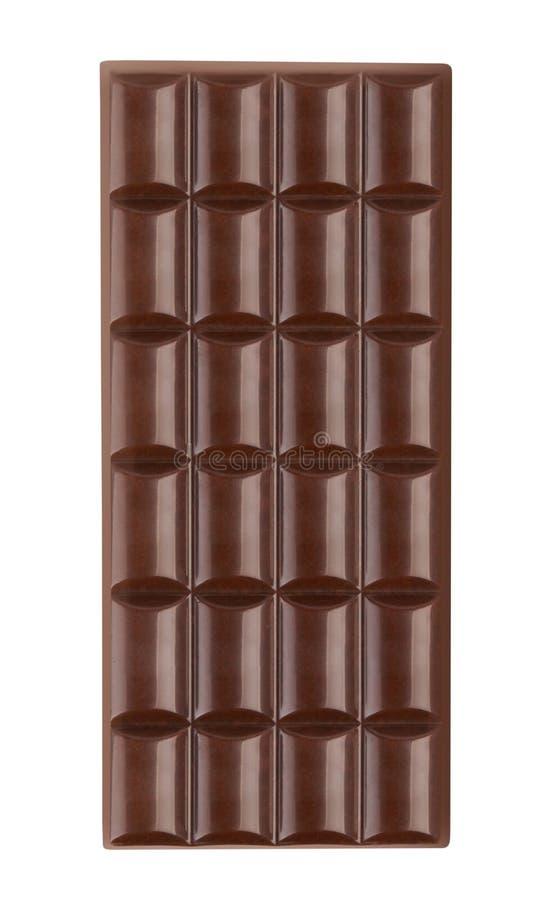 Barra de chocolate fotos de stock royalty free