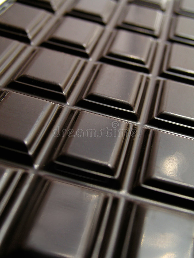 Barra de chocolate fotos de stock