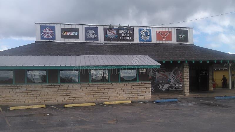 Barra de deportes grande de D fotos de archivo