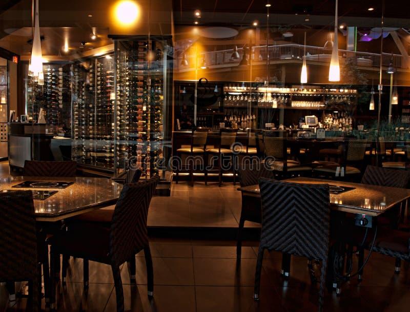 Barra de vinho fotos de stock royalty free