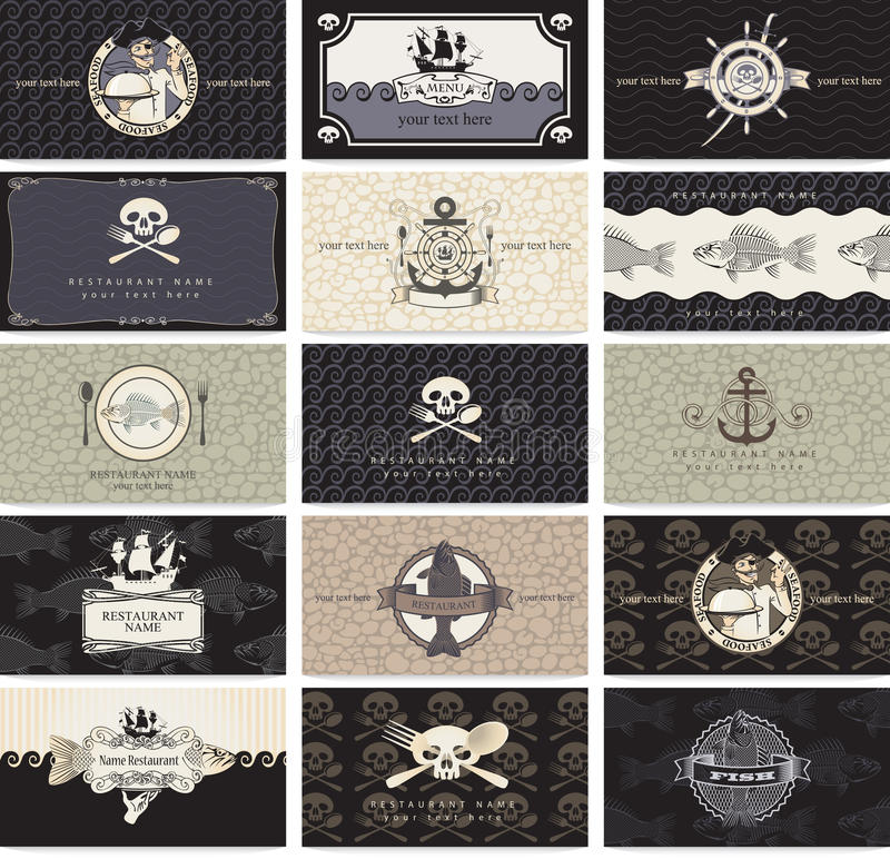 Barra del pirata libre illustration