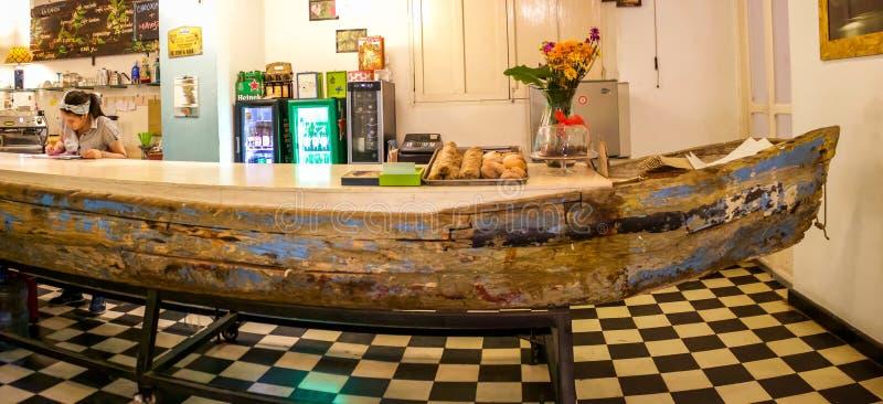 Barra do barco imagem de stock royalty free