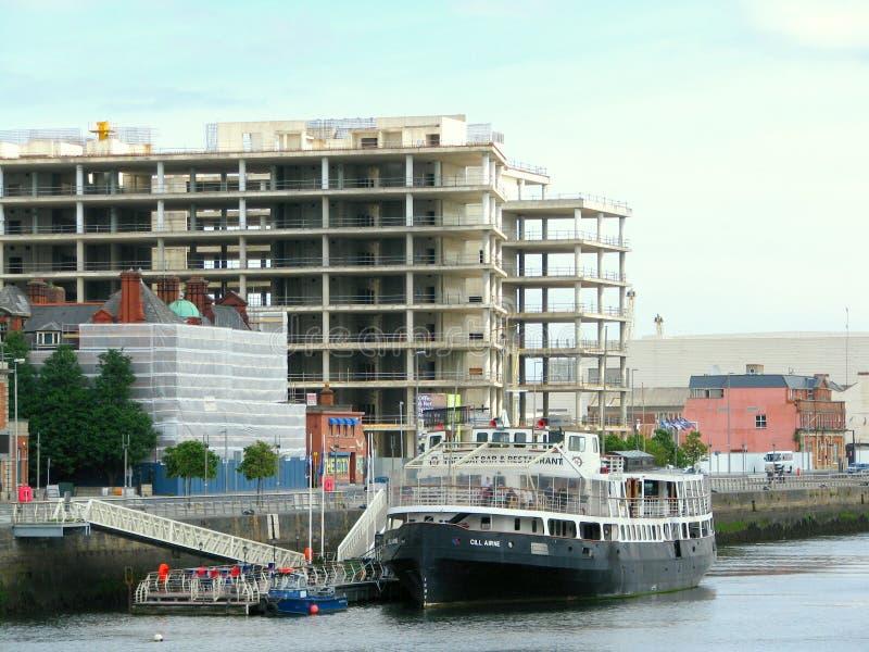 Barra do barco de Cill Airne Corcaigh imagens de stock royalty free