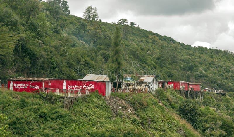 Download Barra en montaña fotografía editorial. Imagen de africano - 42442452