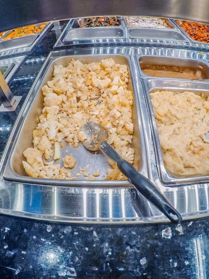 Barra morna preparada do alimento imagens de stock royalty free