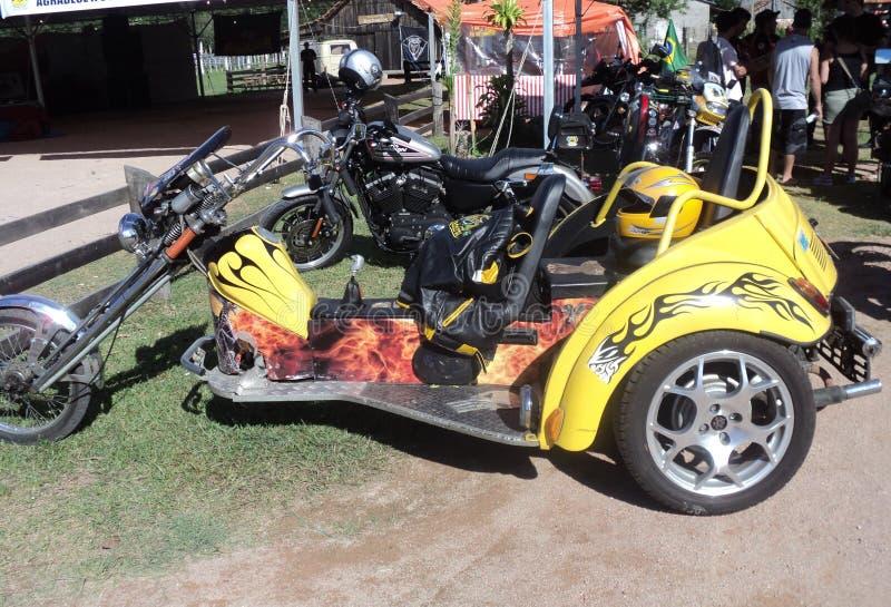 Barra Moto Fest royalty-vrije stock fotografie