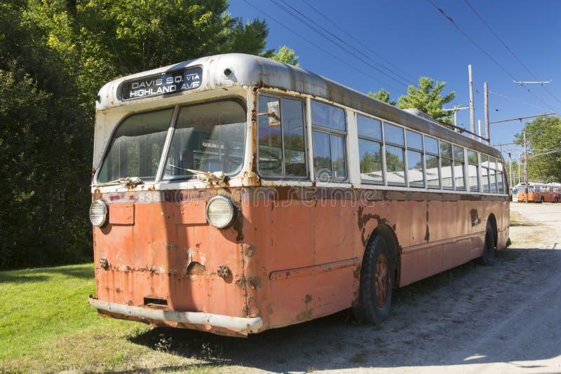 barra-ônibus imagem de stock royalty free