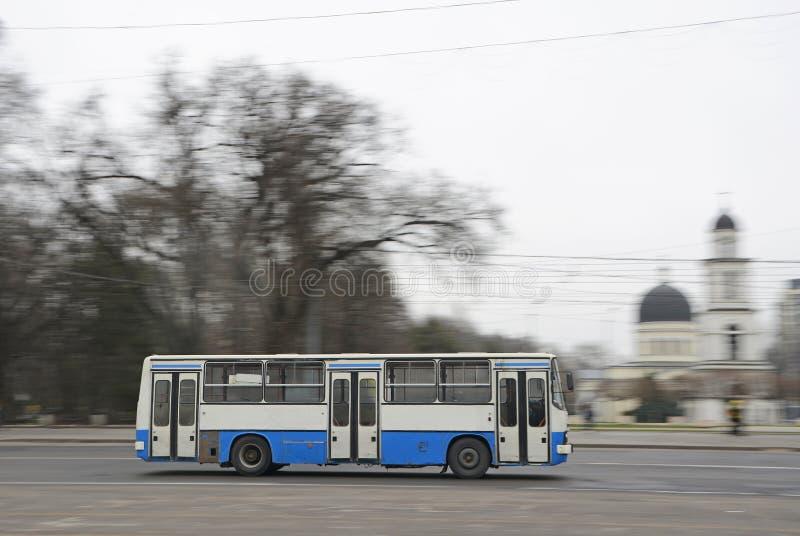 barra-ônibus imagem de stock