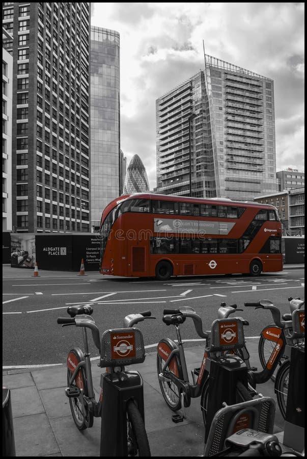 barra-ônibus fotografia de stock