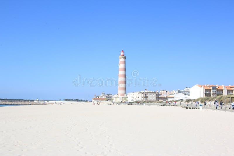 Barra Portugal arkivfoton