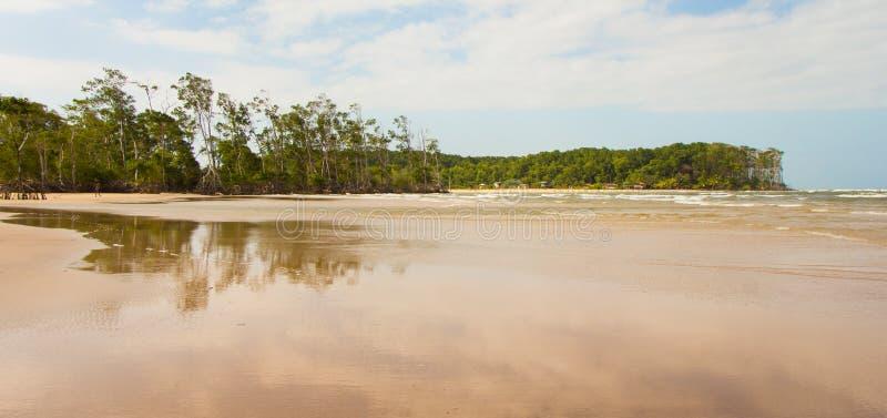 Barra Velha Beach fotografie stock libere da diritti
