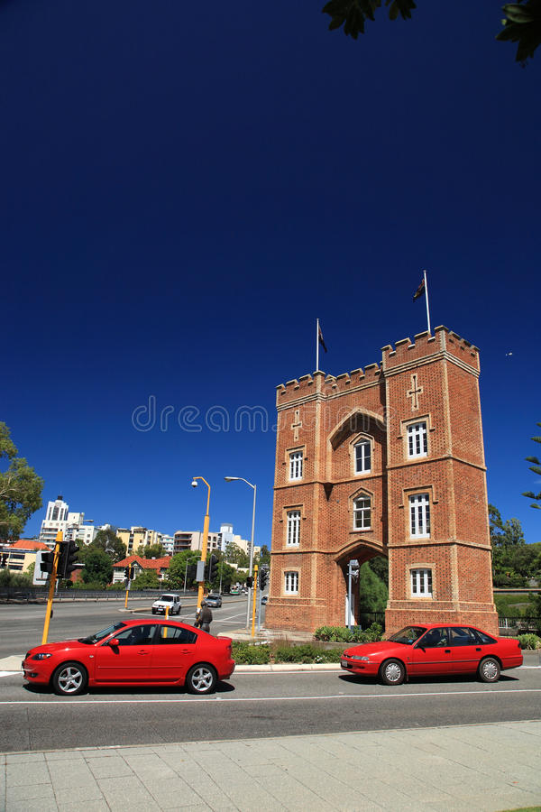 Download The Barracks Arch,Perth,Western Australia Editorial Photography - Image: 26097687
