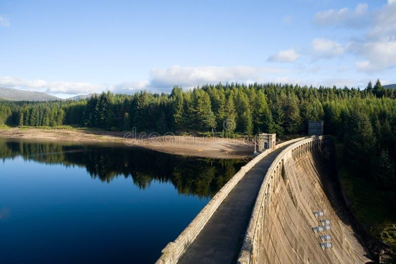 barrage photos stock