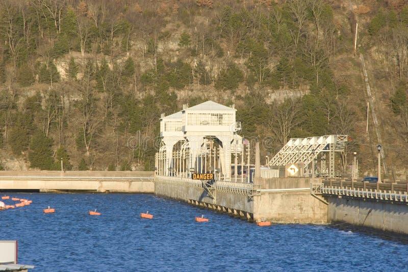 Barrage de Bagnal photo stock