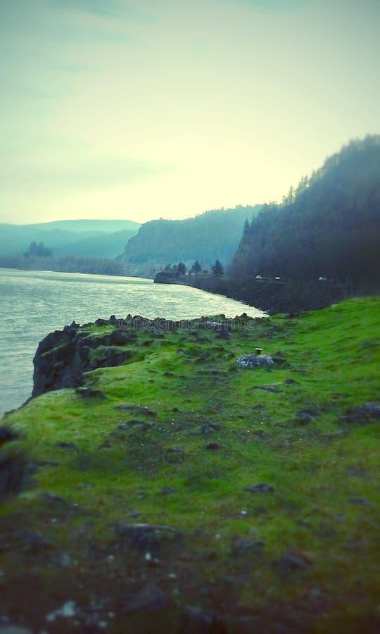 Barrage de Bonneville image stock