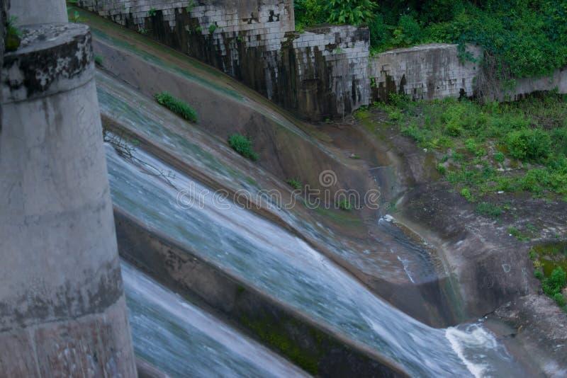 Barrage de l'eau de Khoyraberhi - Purulia, le Bengale-Occidental, Inde photo libre de droits