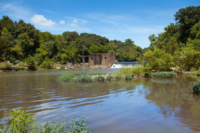 Barrage de moulin de Lillard image stock