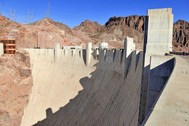 Barragem Hoover, Um Marco Hidroelétrico Maciço Da Engenharia