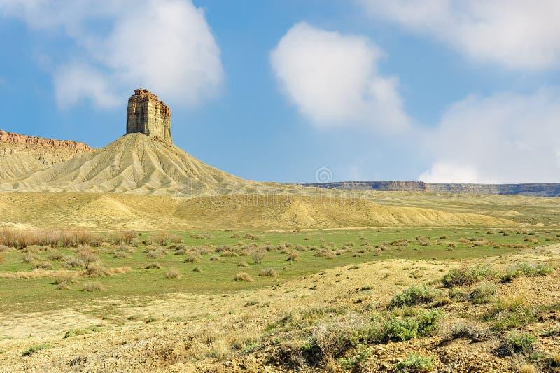 Barranca Colorado de Mancos fotos de archivo