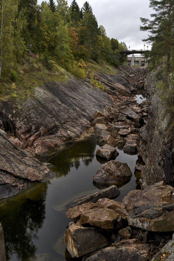Barranca del río imágenes de archivo libres de regalías