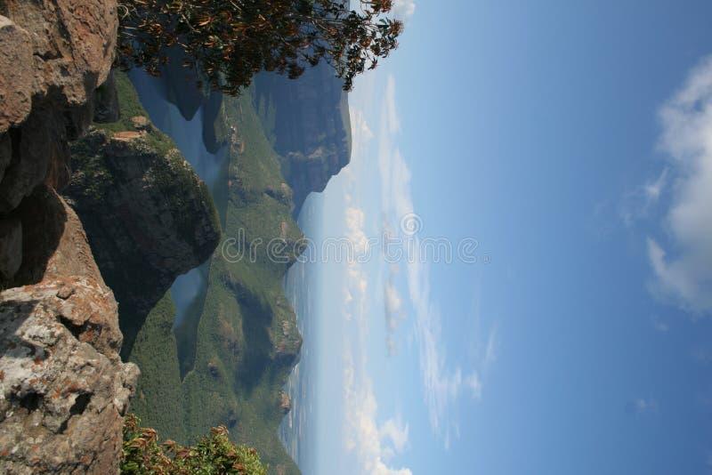 Barranca del río de Blyde imagenes de archivo