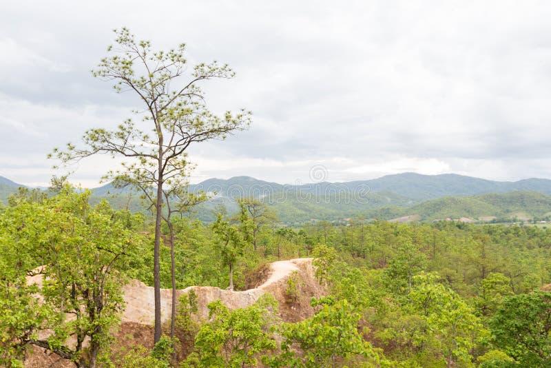 Barranca magnífica Tailandia imágenes de archivo libres de regalías