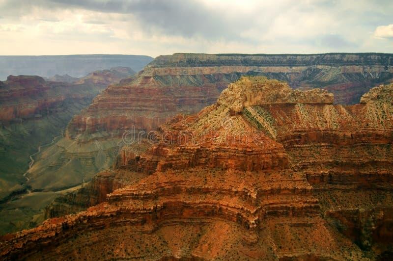 Barrancas, barranca magnífica, Arizona fotografía de archivo