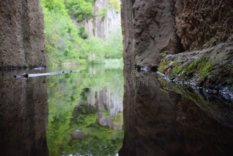 Barranco de Seaeye foto de archivo
