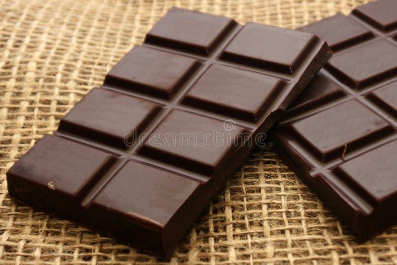Download Barras De Chocolate Oscuras Foto de archivo - Imagen de ingrediente, oscuro: 64205540