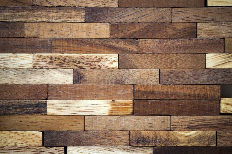 Barras de madeira do parquet foto de stock royalty free