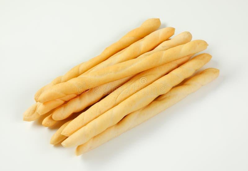 Barras de pan curruscantes fotografía de archivo