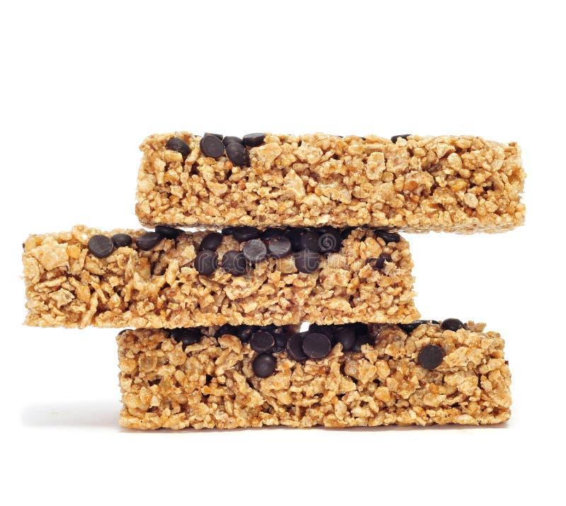 Barras do cereal imagem de stock